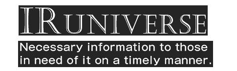 IRuniverse アイアールユニバース株式会社